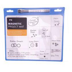 La organización de la placa magnética pieza piezas móviles Herramientas Pro