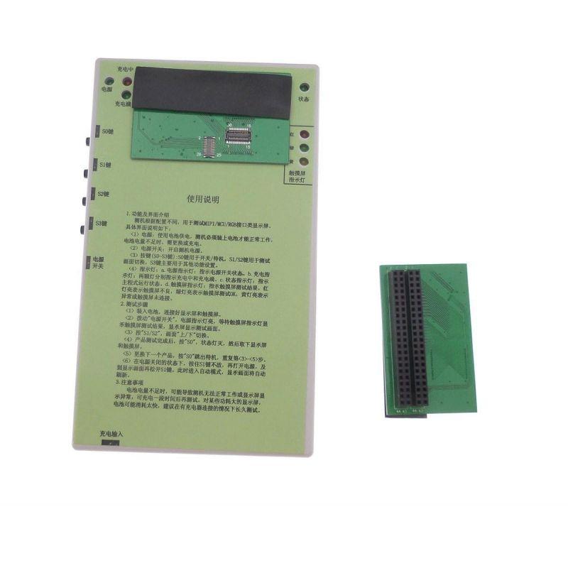 Machine de test d 39 cran iphone 4 et 4s for Test ecran photo