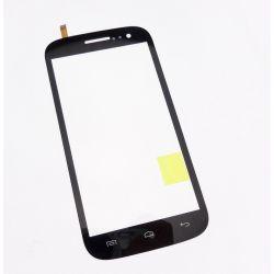 Ecran vitre tactile noir Compatible Wiko Cink Five