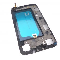 Ecran Lcd et vitre tactile assembles sur chassis noir Samsung Galaxy Tab 3 8.0 T310 T311