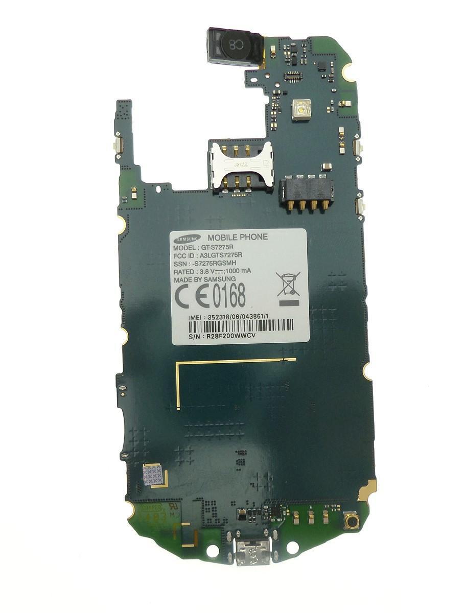 Carte mère occasion fonctionelle pour Samsung Galaxy Ace 3 S7572 S7275r