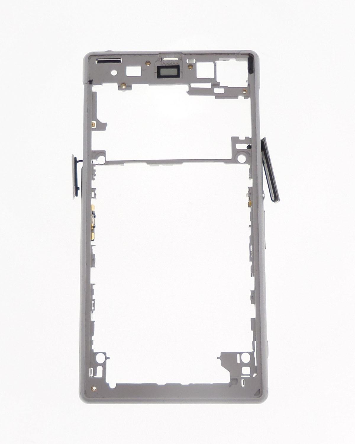 Châssis principal en metal pour Sony Xperia Z1 L39h C6903