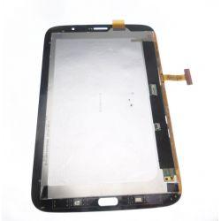 Ecran Lcd et vitre tactile assemblés Samsung Galaxy Note N5100 blanc