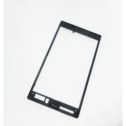 Touch screen chassis with Nokia Lumia 520 adhesive