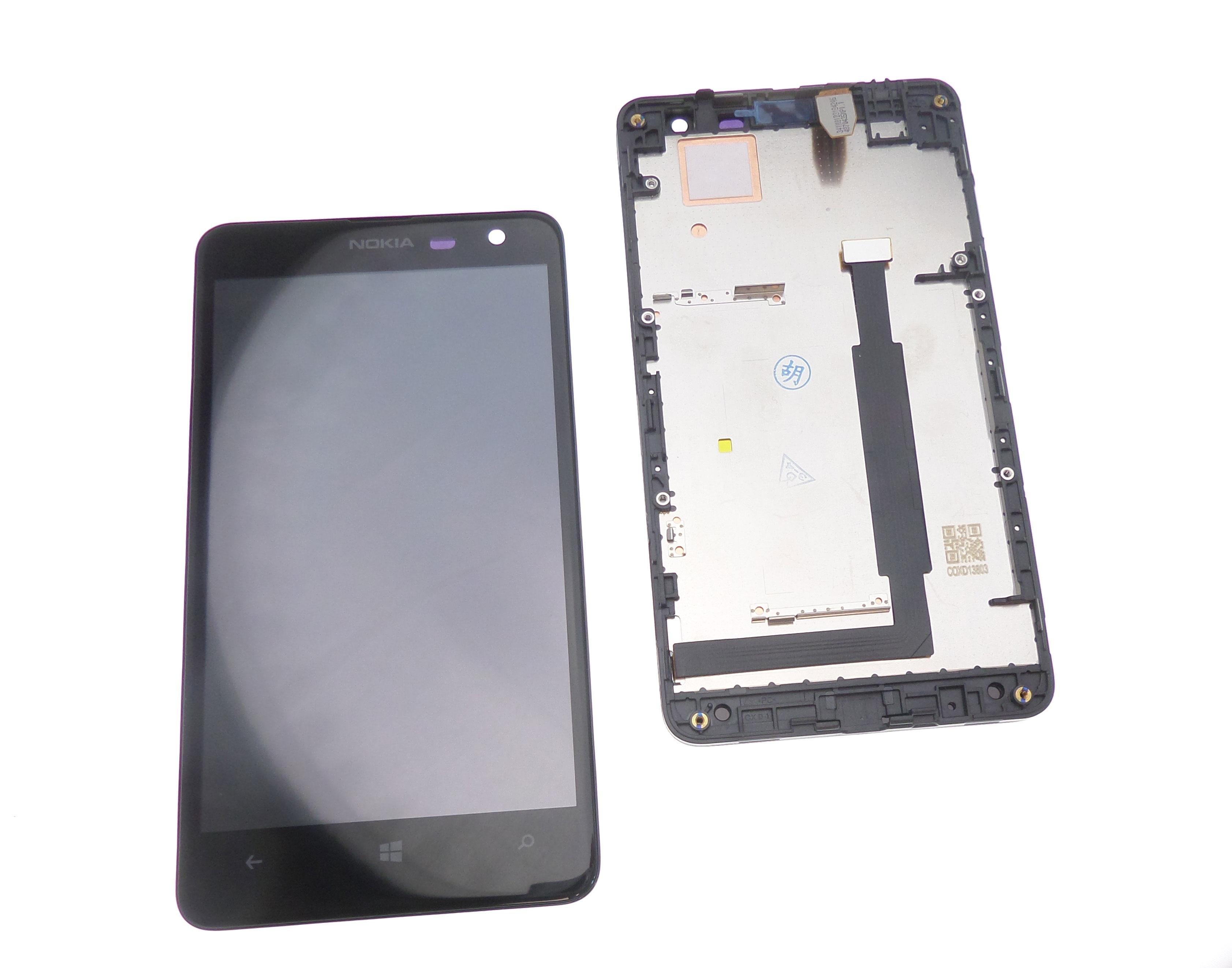 Ecran Lcd et vitre tactile assemblés pour Nokia Lumia 625