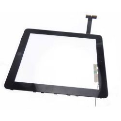Touch screen compatible Apple Ipad 1 Wifi with holder and button