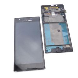 Huawei Ascend P2 Lcd screen and touch screen + chassis