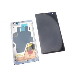Nokia Lumia 1020 Lcd and glass screen with chassis touch