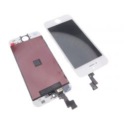 Lcd screen and touchscreen compatible Apple iphone 5S White