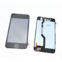 Ecran Lcd et vitre tactile compatible Apple Ipod touch 2 Noir
