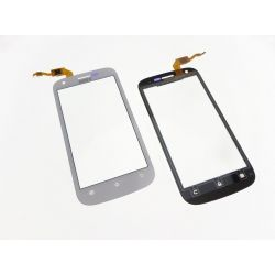 Compatible white touch glass Wiko Cink Peax 2