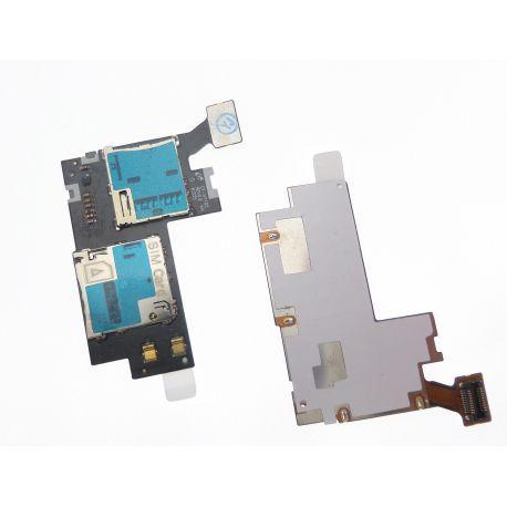Lecteur carte SIM Samsung Galaxy Note 2 N7105