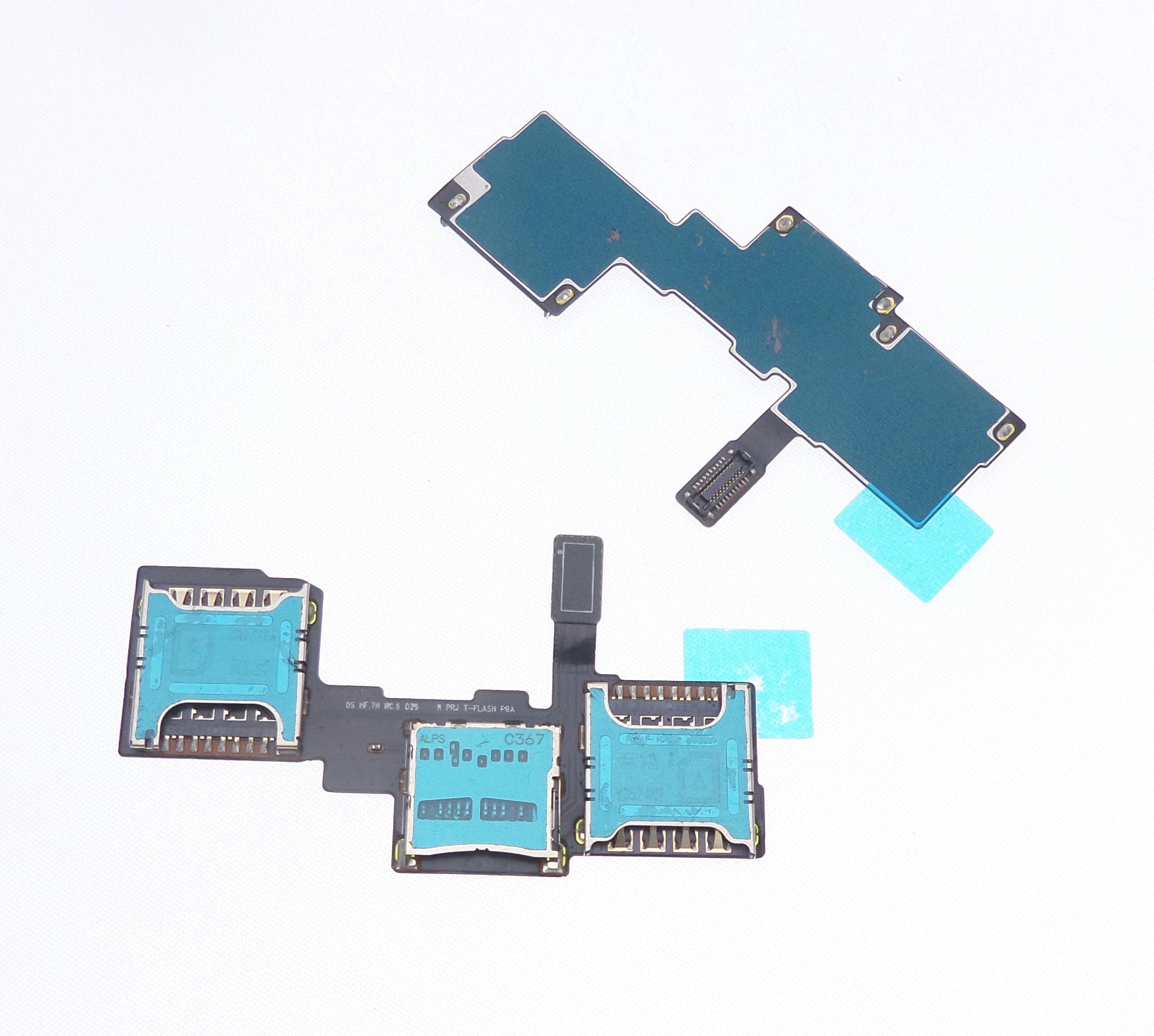 Lecteur carte SIM pour Samsung Galaxy Note 3 N9005