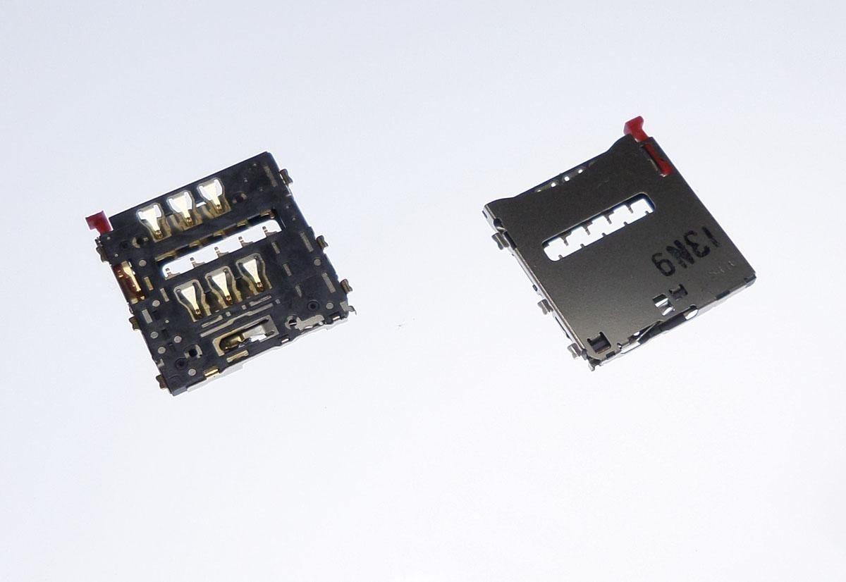 Lecteur Sim Sony Xperia Z1 L39h C6903