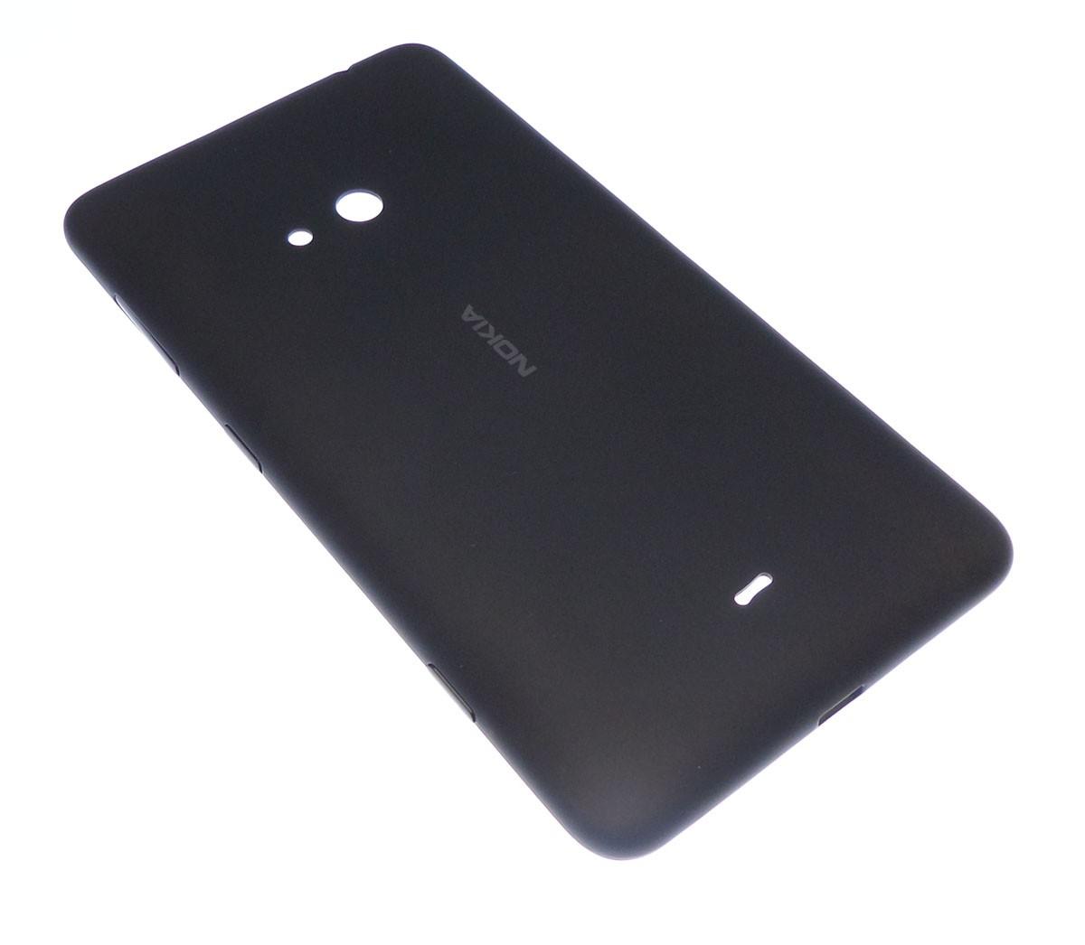Cache arrière noir Nokia Lumia 625