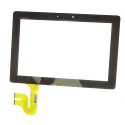 Ecran vitre tactile noir Asus Transformer pad new TF701T