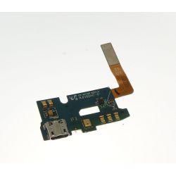 Nappe du connecteur de charge pour Samsung Galaxy note 2 N7105