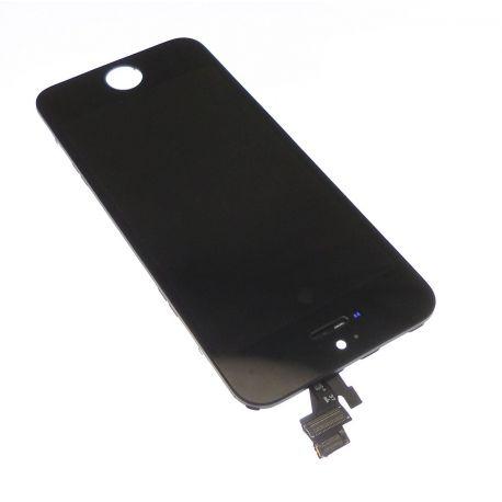 Ecran LCD et vitre tactile Iphone 5 noir