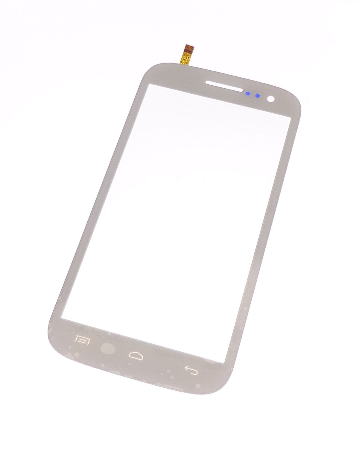 Ecran vitre tactile blanc Compatible pour Wiko Cink Five