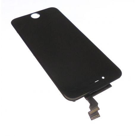 vidrio LCD y la pantalla táctil 6 negro Iphone