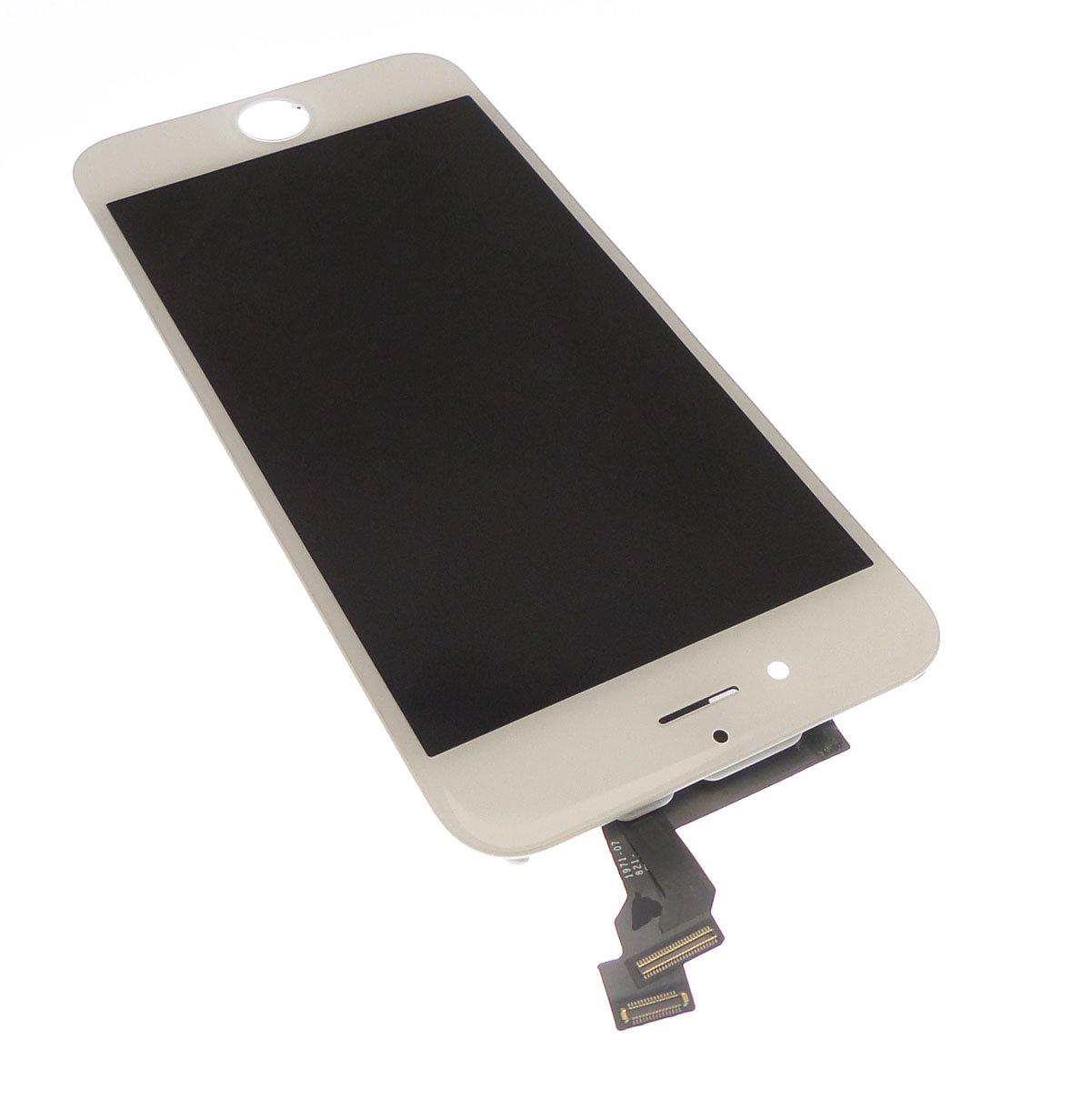 Ecran LCD et vitre tactile iPhone 6 blanc