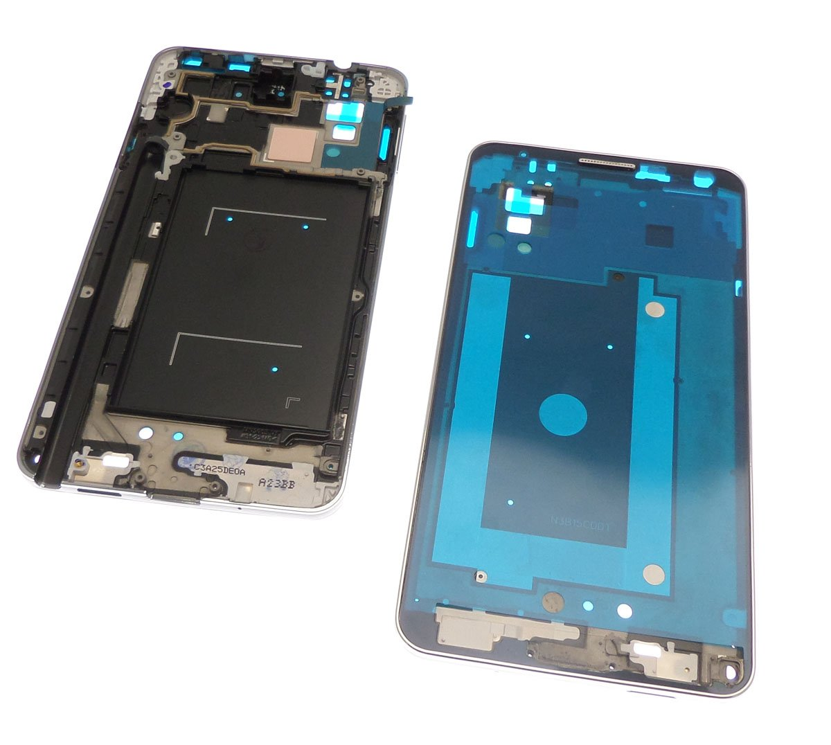 Chassis support du LCD pour Samsung Galaxy Note 3 N9000 N9005