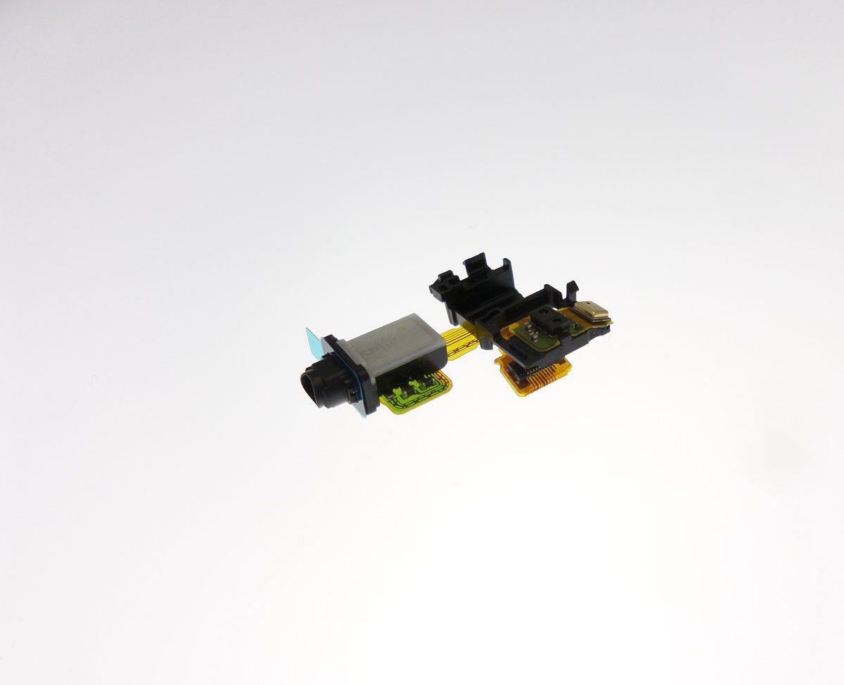 Flexible prise audio casque pour Sony Xperia Z3 L55t D6603,D6633,D6643,D6653,D6616