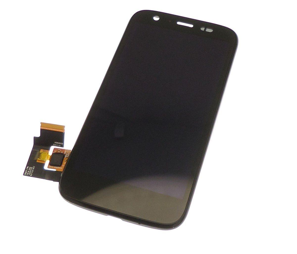 Ecran vitre tactile et LCD assemblés avec chassi version 2014 Motorola Moto G Xt1032