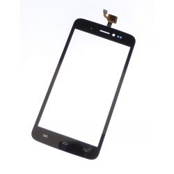 Black Glass Touch Screen Wiko Lenny