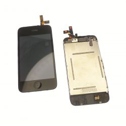 Touch screen and LCD screen assembled for Apple Iphone 3G