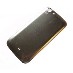 Black battery cover for Wiko Stairway