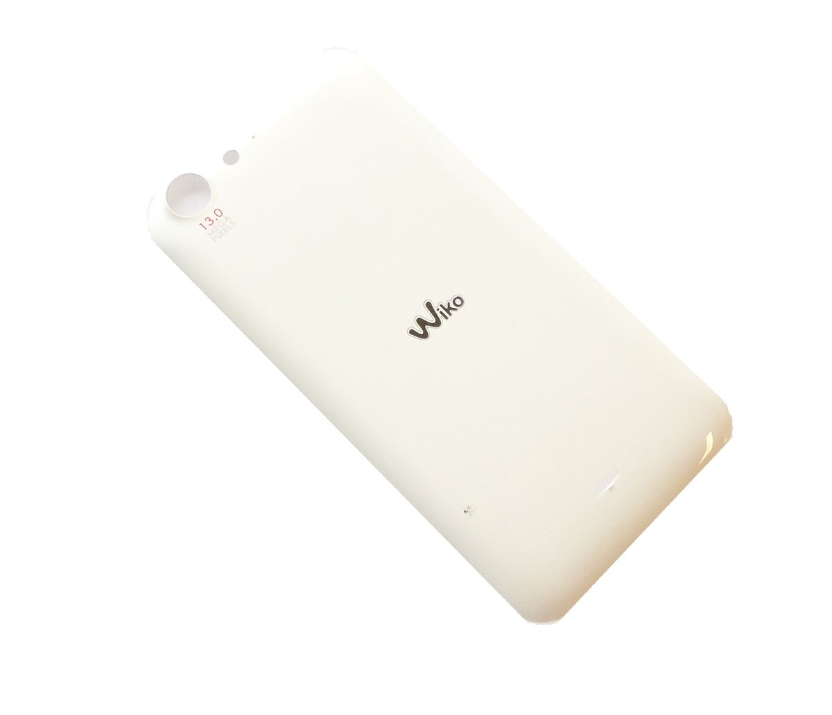 Cache batterie blanc pour Wiko Stairway