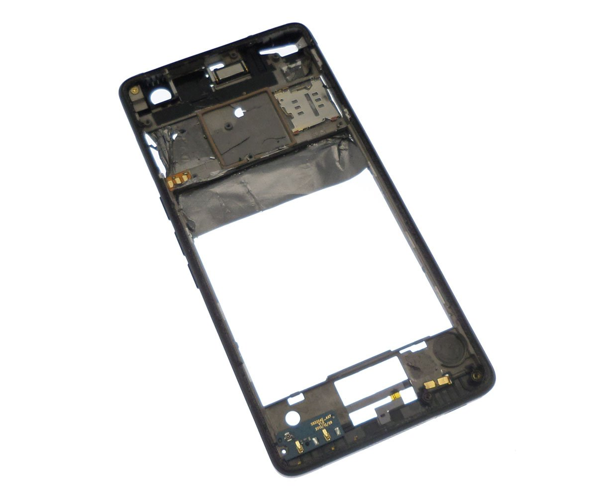 Chassis contour pour Wiko Highway