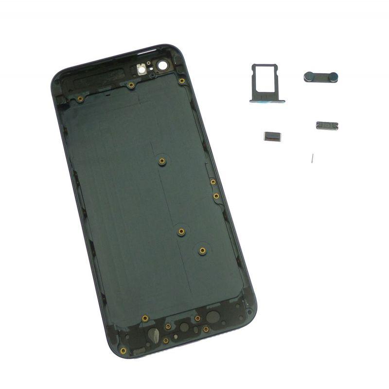 cache arri re apple iphone 5 pi ce d tach e neuve. Black Bedroom Furniture Sets. Home Design Ideas