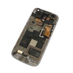 Lcd + vitre tactile + châssis blanc Samsung Galaxy S4 mini I9190