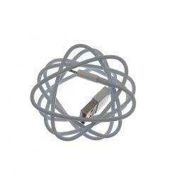 Câble USB de chargement blanc pour Apple Iphone 5