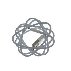 USB charging cable white for Apple Iphone 5