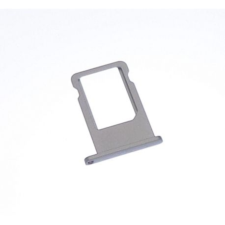 Tirroir Sim noir pour Apple Iphone 6