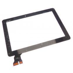 Ecran vitre tactile noir pour Asus Tablette ME103