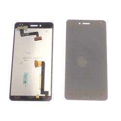 Ecran vitre tactile et LCD assemblés noir pour Asus PadFone A86