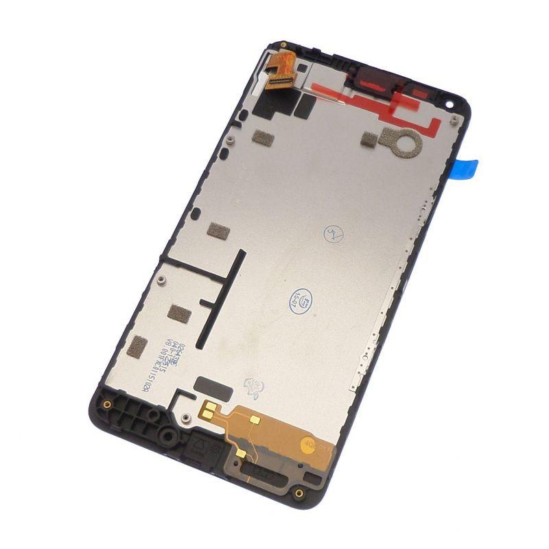 Ecran vitre tactile et lcd assembl s microsoft lumia lumia 640 for Photo ecran lumia 640