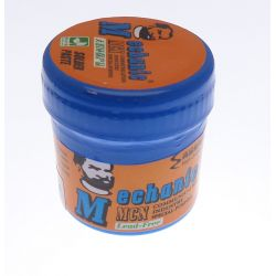 Electronic soldering paste