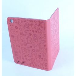 Protective case red Ipad with screen retina Apple