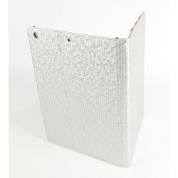 Estuche de protección de la tableta de Apple Ipad plata Aire
