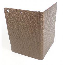 Etui protection marron tablette Apple Ipad Air