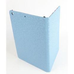 estuche protector azul del aire comprimido de Apple Ipad