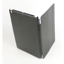 Protective leather case black Apple tablet Ipad Air