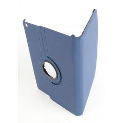 Etui rotatif bleu fonce tablette Apple Ipad Air