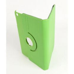 Etui rotatif vert tablette Apple Ipad mini