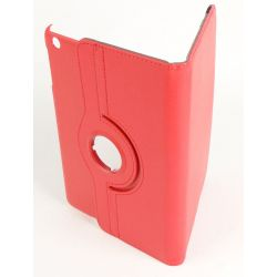 Etui rotatif rouge tablette Apple Ipad mini